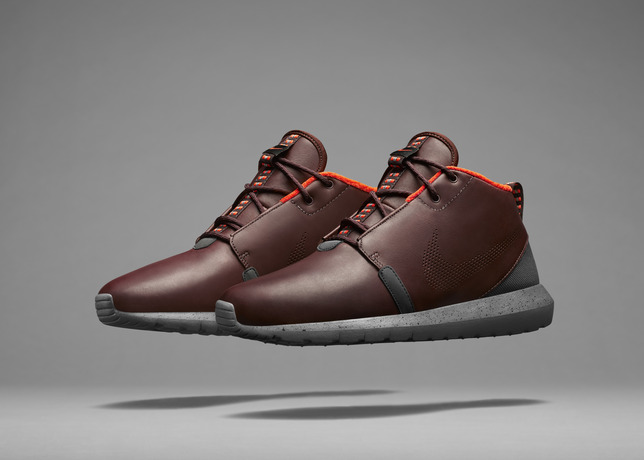 Nike Roshe Run Natural Motion Sneakerboot