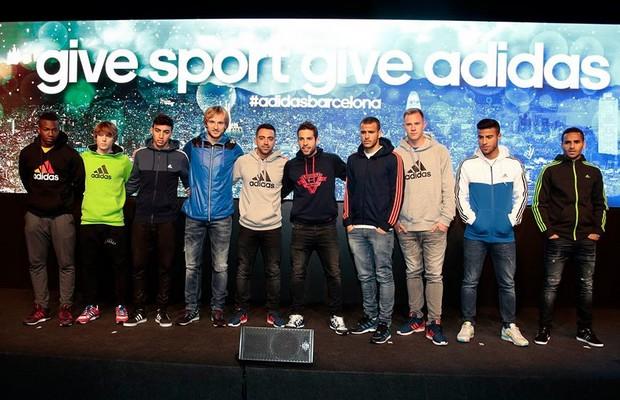 adidas réunit ses ambassadeurs à Barcelone – Sports Marketing
