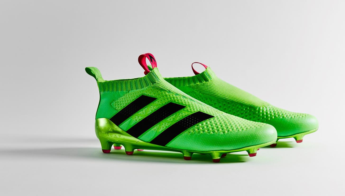 5b234fa83e3 adidas dévoile la première chaussure de football sans lacets – Sports  Marketing