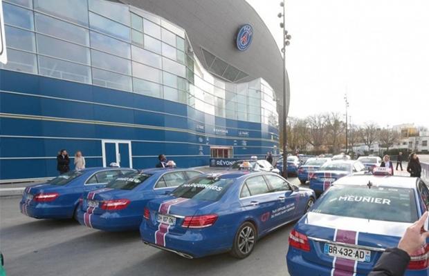 Taxis G7 Paris Saint-Germain