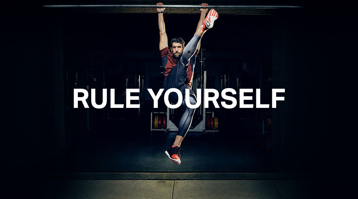 Under Armour Michael Phelps Rule Yourself