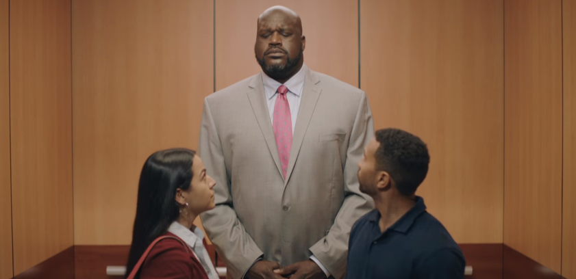 NBA Larger Than Life Shaq O'Neal