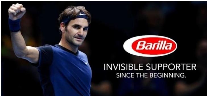 Federer Barilla