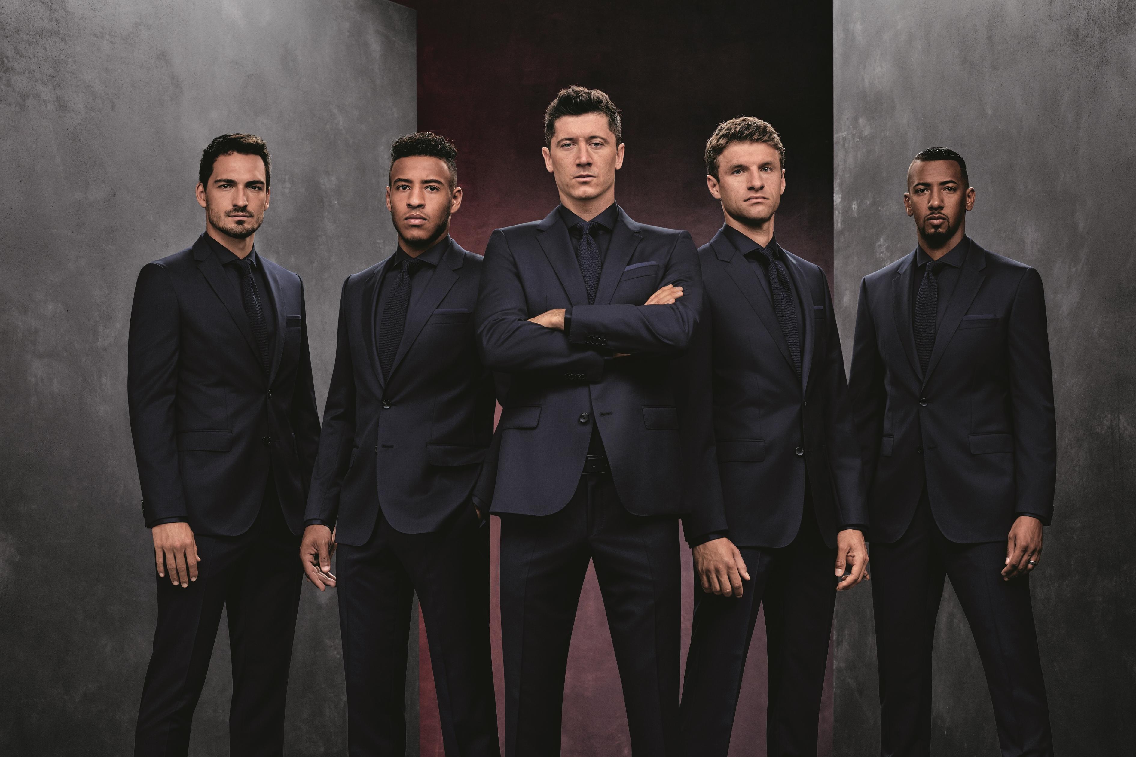 FC Bayern Munich - Hugo Boss