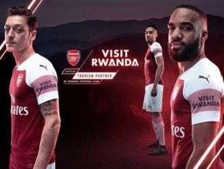 Arsenal Visit Rwanda