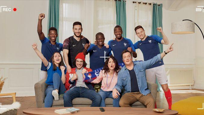 Orange Passeur d'Emotions (Campagne FFF Coupe du Monde FIFA 2018)