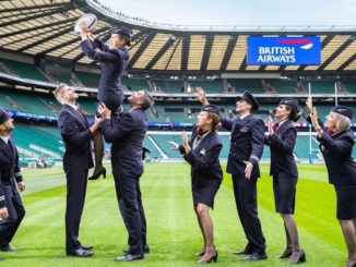 British Airways Twickenham England Rugby