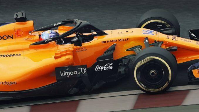 Coca-Cola McLaren