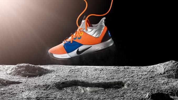 Paul George Nike Basketball PG3