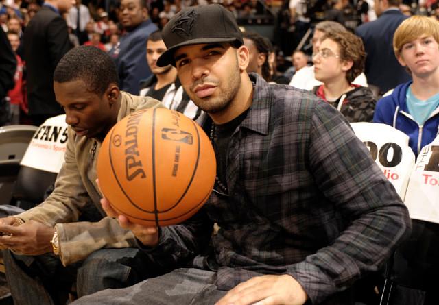 Drake Toronto Raptors