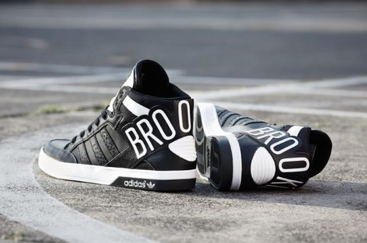 Foot Adidas Et Lancent Collection Brooklyn Nets La Originals Locker l3JF1TKc