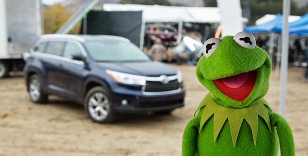 Super Bowl Muppets Show Toyota Highlander