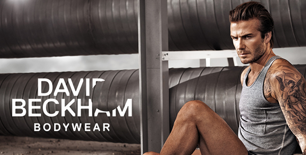 David Beckham H&M - Main