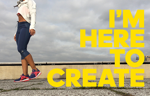 adidas dévoile sa campagne « I'm here to create » – Sports
