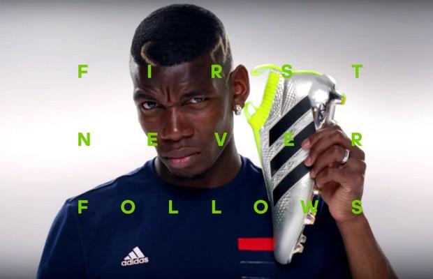 Pogba au cœur de la campagne adidas pour l'Euro 2016