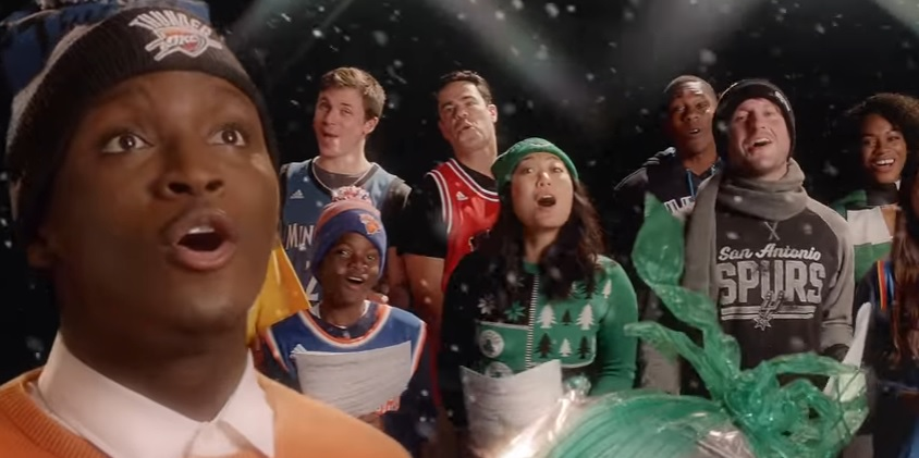 NBA Dunktastic Time Of The Year Publicité