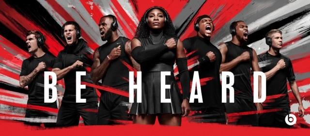 beats by dre - be heard