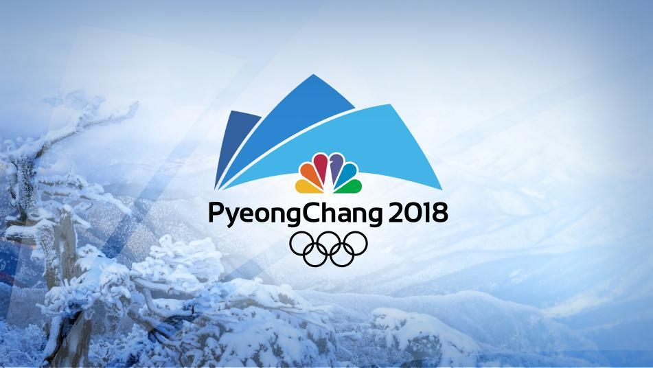 Pyongchang 2018 logo