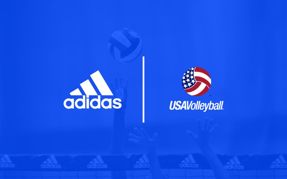 adidas USA Team Volleyball