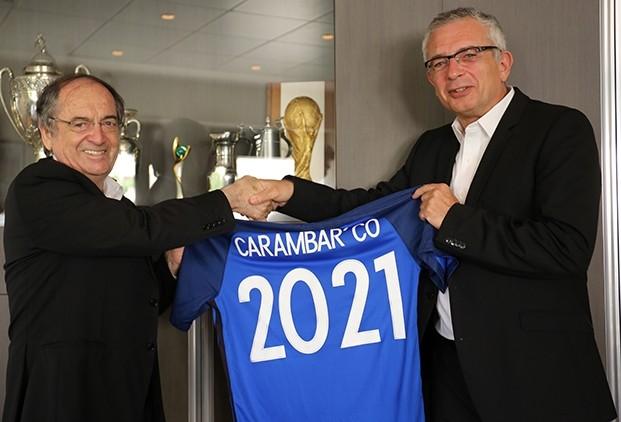 Carambar partenaire Fédération Française de Football