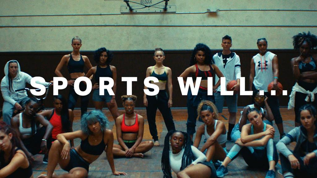 Under Armour - Sports Will