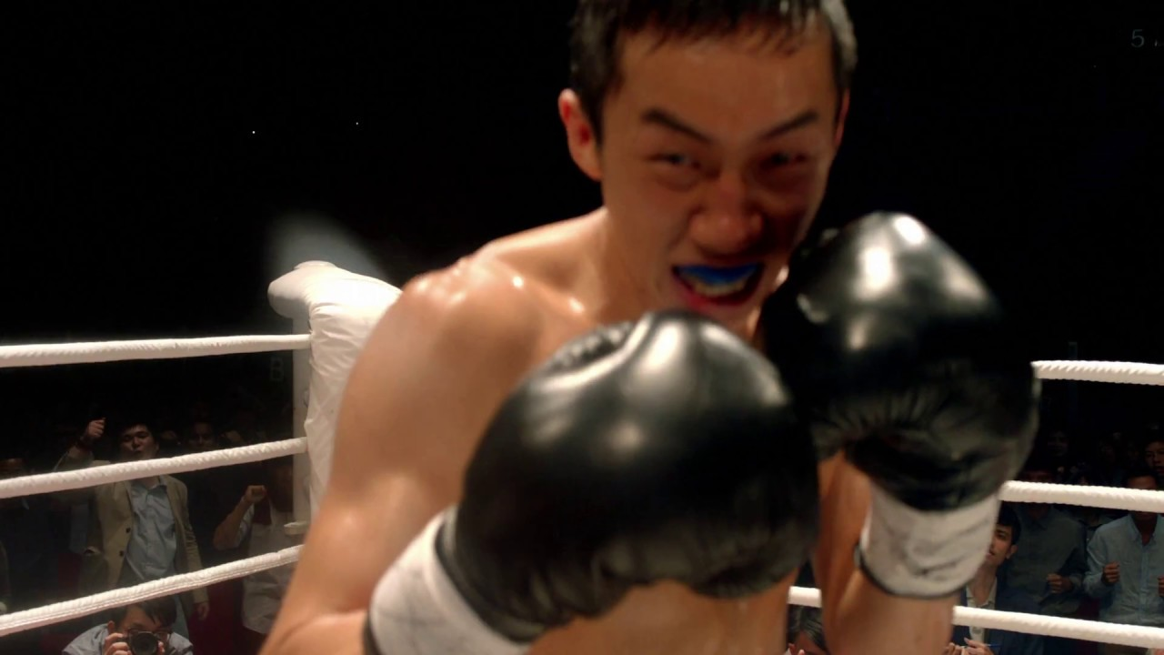 Nike China - You Can't Guarantee a Win but you can guarantee a fight