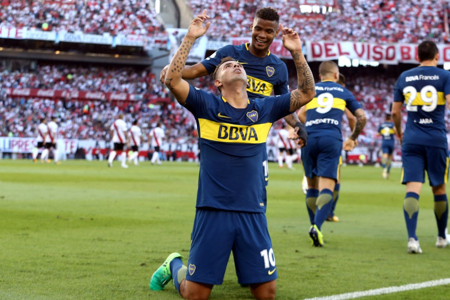 Boca Juniors Netflix