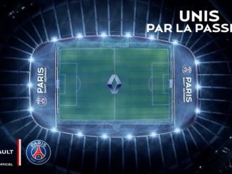 renault partenaire officiel paris saint-germain
