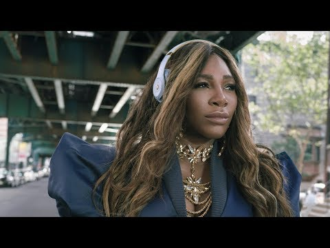 Beats By Dre Queen of Queens Serena Williams