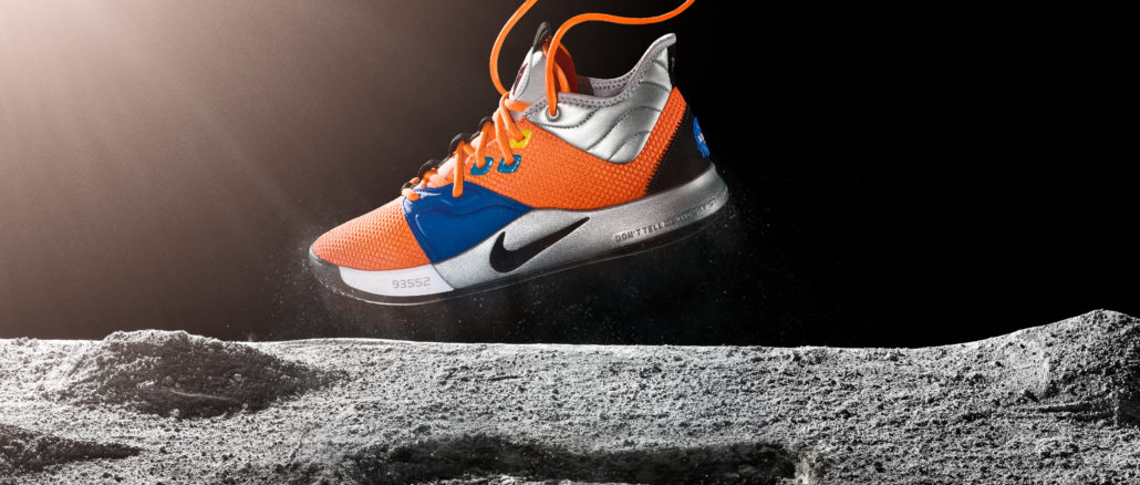 Paul George Nike Basketball PG3